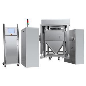 Batidora de contedores elevación automática HZD2000